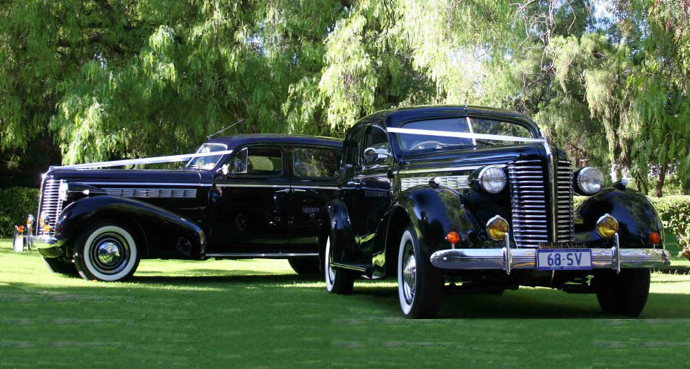 Classic Wedding Cars Adelaide - Our Services