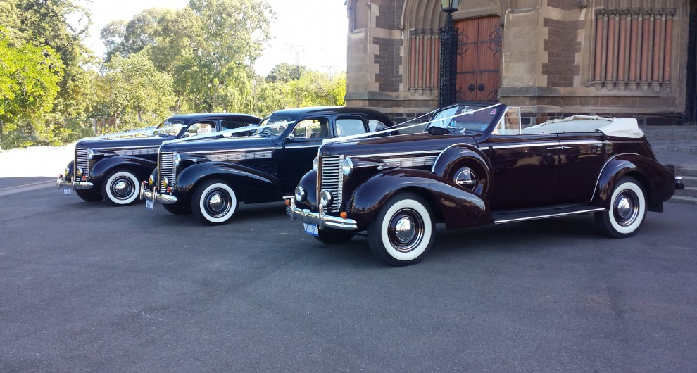 Wedding Cars Adelaide - Classic Chauffeur Driven